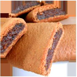 Pasta galletera de higos